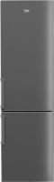 Холодильник с морозильником Beko RCSK379M21X -