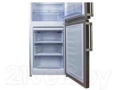 Холодильник с морозильником Beko RCSK379M21X