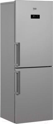 Холодильник с морозильником Beko RCNK296E21S