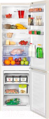 Холодильник с морозильником Beko RCNK356E20B