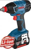 Профессиональный гайковерт Bosch GDX 18 V-LI Professional (0.601.9B8.104) -