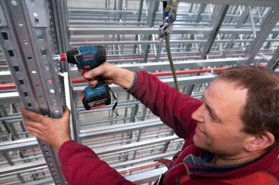 Профессиональный гайковерт Bosch GDX 18 V-LI Professional (0.601.9B8.104)