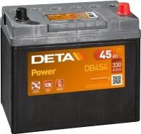 Автомобильный аккумулятор Deta Power DB454 (45 А/ч) -