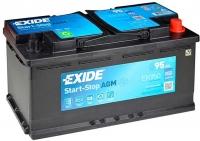 Автомобильный аккумулятор Exide Start & Stop (95 А/ч) -