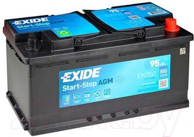 Автомобильный аккумулятор Exide Start & Stop (95 А/ч)