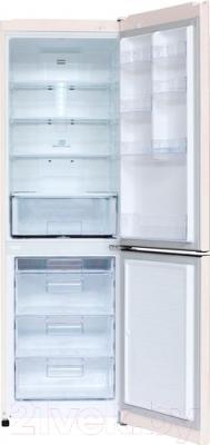 Холодильник с морозильником LG GA-E409SERL