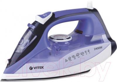 Утюг Vitek VT-1239 B (голубой)