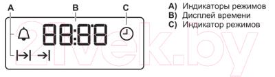 Электрический духовой шкаф Electrolux EZB55420AK