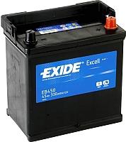 Автомобильный аккумулятор Exide Excell EB450 (45 А/ч) -