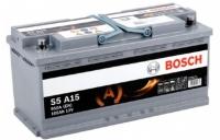 Автомобильный аккумулятор Bosch S5 092 S5A 150 (105 А/ч) -