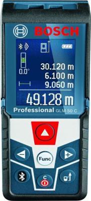 Дальномер лазерный Bosch GLM 50 C Professional (0.601.072.C00)