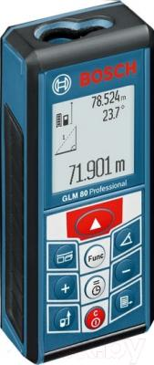 Дальномер лазерный Bosch GLM 80 (0.615.994.0A1)