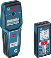 Дальномер лазерный Bosch GLM 80 + GMS 100 M (0.615.994.0AU) -