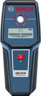 Дальномер лазерный Bosch GLM 80 + GMS 100 M (0.615.994.0AU)