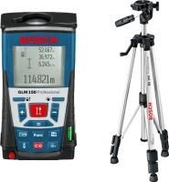 Дальномер лазерный Bosch GLM 150 (0.615.994.02H) -