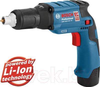 Профессиональный шуруповерт Bosch GSR 10.8 V-EC TE Professional (0.601.9E4.002)