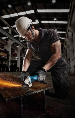 Профессиональная угловая шлифмашина Bosch GWS 750-115 Professional (0.601.394.000)