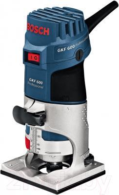 Профессиональный фрезер Bosch GKF 600 Professional (0.601.60A.102)