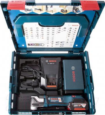 Профессиональный мульти-инструмент Bosch GOP 18 V-EC (0.601.8B0.000)