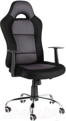 Кресло офисное Calviano Drift 13301 (черный/серый)