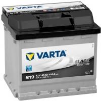 Автомобильный аккумулятор Varta Black Dynamic 545412  (45 А/ч) -