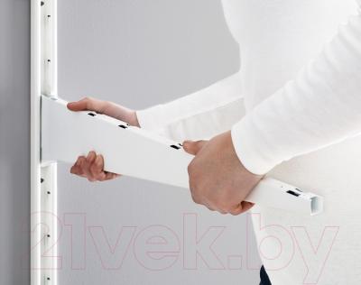 Элемент системы хранения Ikea Альгот 102.185.41