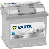Автомобильный аккумулятор Varta Silver Dynamic 554400 (54 А/ч) -