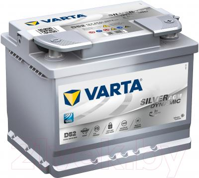 Автомобильный аккумулятор Varta Silver Dynamic AGM 560901  (60 А/ч)