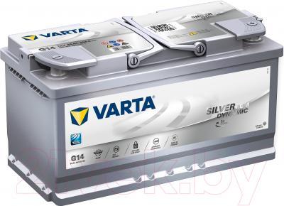 Автомобильный аккумулятор Varta Silver Dynamic AGM 595901 (95 А/ч)