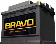 Автомобильный аккумулятор BRAVO 6СТ-55 / 555011009 (55 А/ч)
