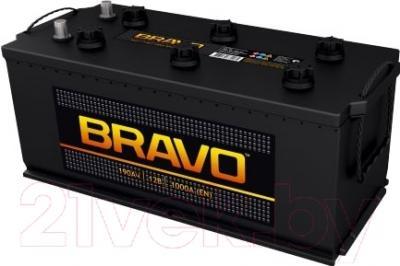 Автомобильный аккумулятор BRAVO 6СТ-190 Евро / 690000010 (190 А/ч)