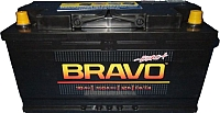Автомобильный аккумулятор BRAVO 6СТ-90 Евро / 590010009 (90 А/ч) -