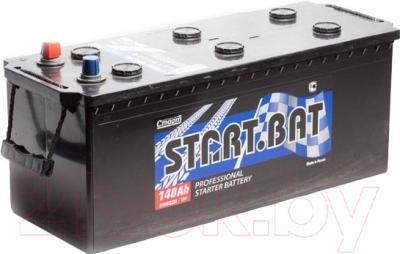 Автомобильный аккумулятор СтартБат 6СТ-140е / 640000004 (140 А/ч)
