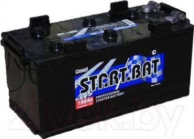 Автомобильный аккумулятор СтартБат 6СТ-190е / 690002004 (190 А/ч)