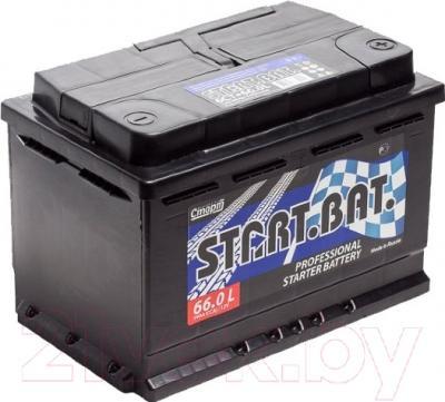 Автомобильный аккумулятор СтартБат 6СТ-66е / 566000004 (66 А/ч)