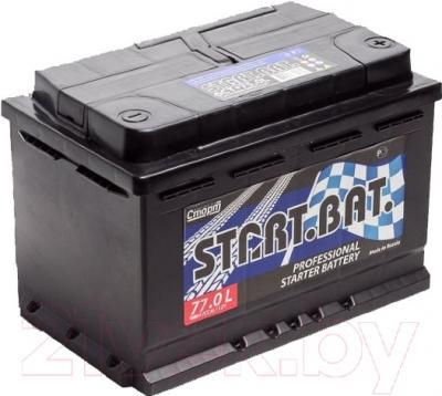Автомобильный аккумулятор СтартБат 6СТ-77е / 577000004 (77 А/ч)