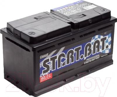 Автомобильный аккумулятор СтартБат 6СТ-90е / 590000004 (90 А/ч)