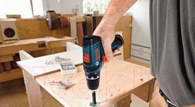 Профессиональная дрель-шуруповерт Bosch GSR 10.8-2-LI Professional (0.601.868.122)