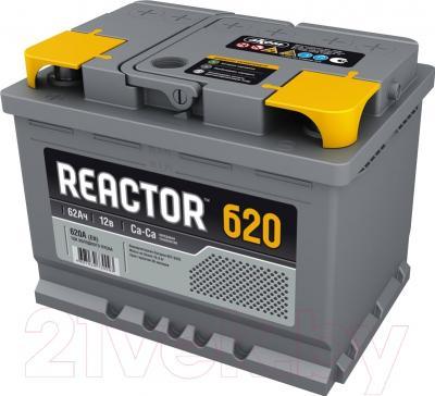 Автомобильный аккумулятор AKOM Реактор 6СТ-62 / 562021009 (62 А/ч)