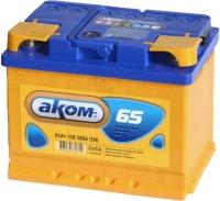 Автомобильный аккумулятор AKOM 6СТ-65 Евро / 565000009 (65 А/ч) -