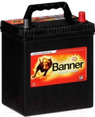 Автомобильный аккумулятор Banner Power Bull P4026 (40 А/ч)
