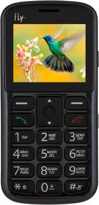 Мобильный телефон Fly Ezzy 8 (серый)