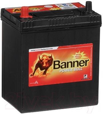 Автомобильный аккумулятор Banner Power Bull P4524 (45 А/ч)