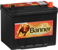 Автомобильный аккумулятор Banner Power Bull P7029 (70 А/ч) -