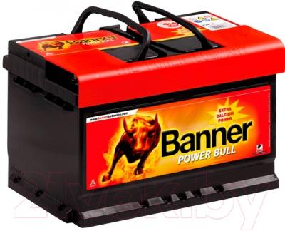Автомобильный аккумулятор Banner Power Bull P7209 (72 А/ч)