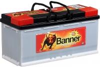 Автомобильный аккумулятор Banner Power Bull PRO P10040 (100 А/ч) -