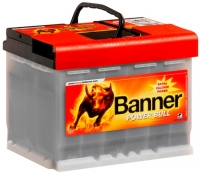 Автомобильный аккумулятор Banner Power Bull PRO P6340 (63 А/ч) -