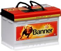 Автомобильный аккумулятор Banner Power Bull PRO P7540 (75 А/ч) -