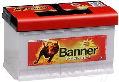 Автомобильный аккумулятор Banner Power Bull Pro P8440 (84 А/ч)