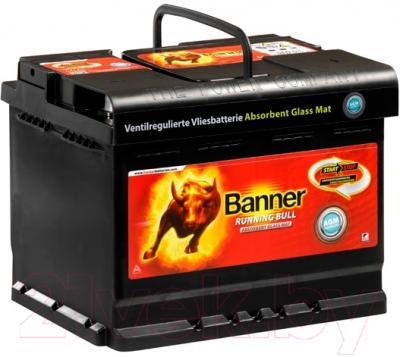Автомобильный аккумулятор Banner Running Bull AGM 56001 (60 А/ч)